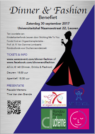 2017 Dinner and Fashion flyer 1
